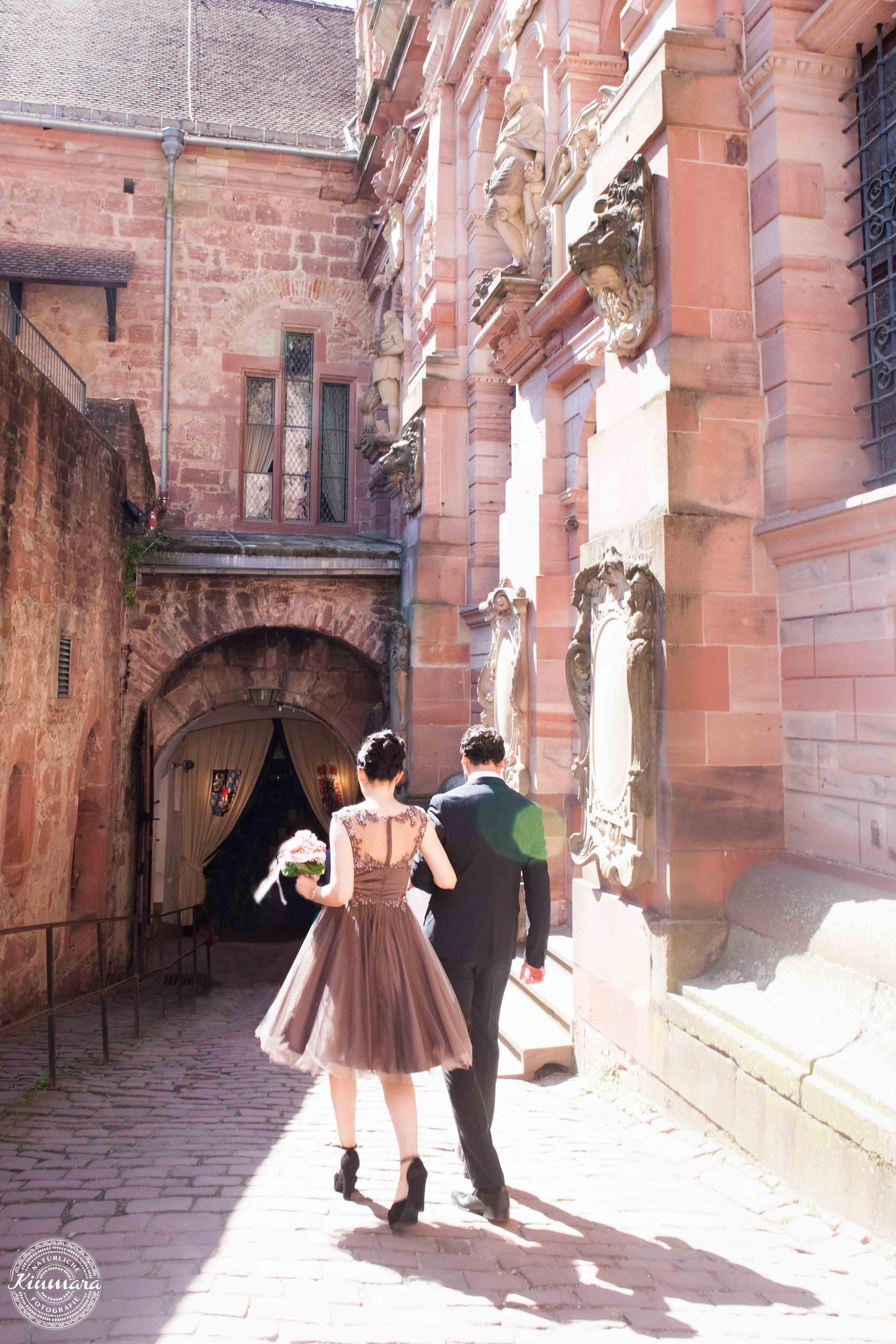 Trauung Heidelberg Schloss