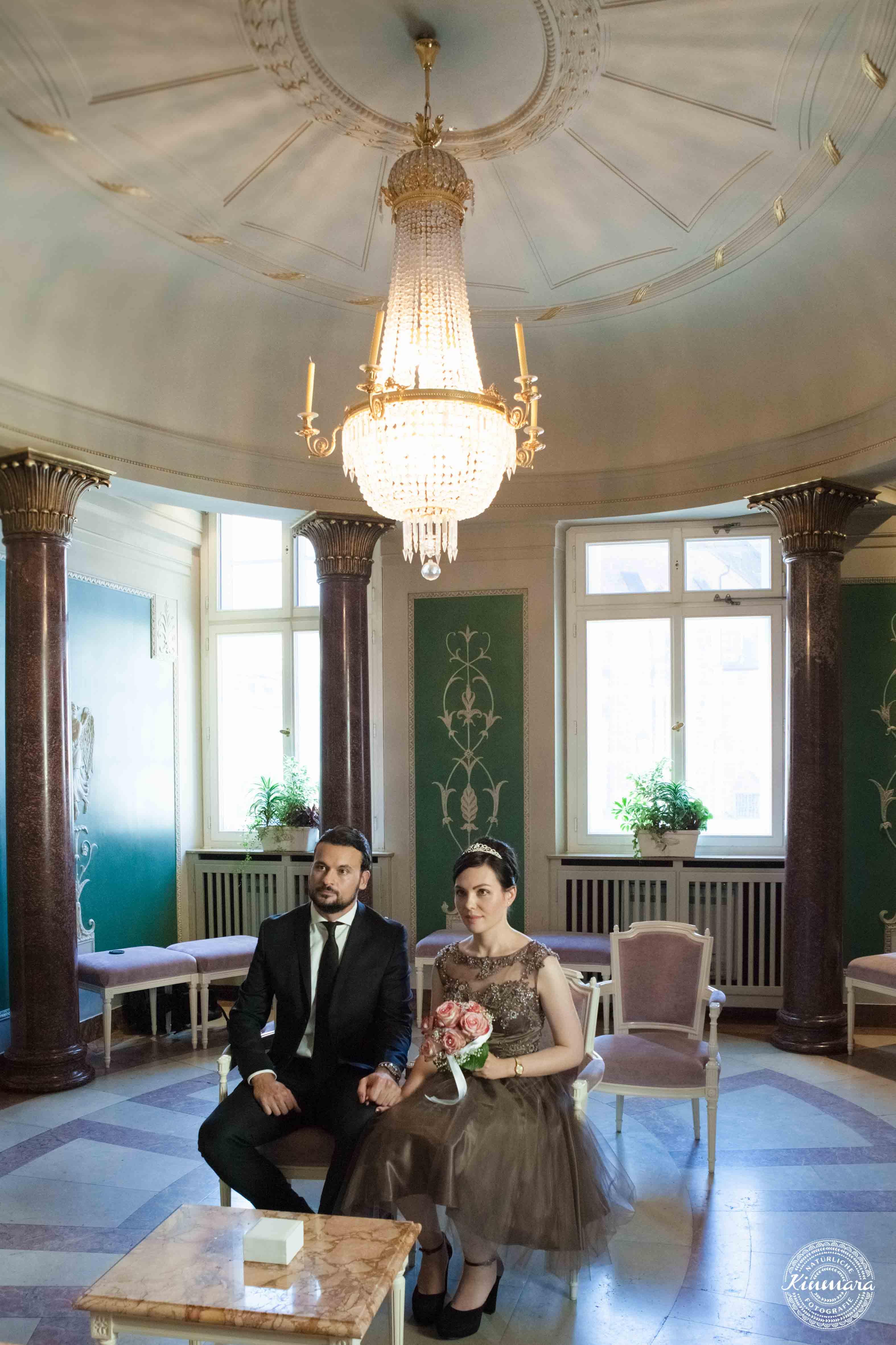 Hochzeit zu Zweit Elopement Heidelberg