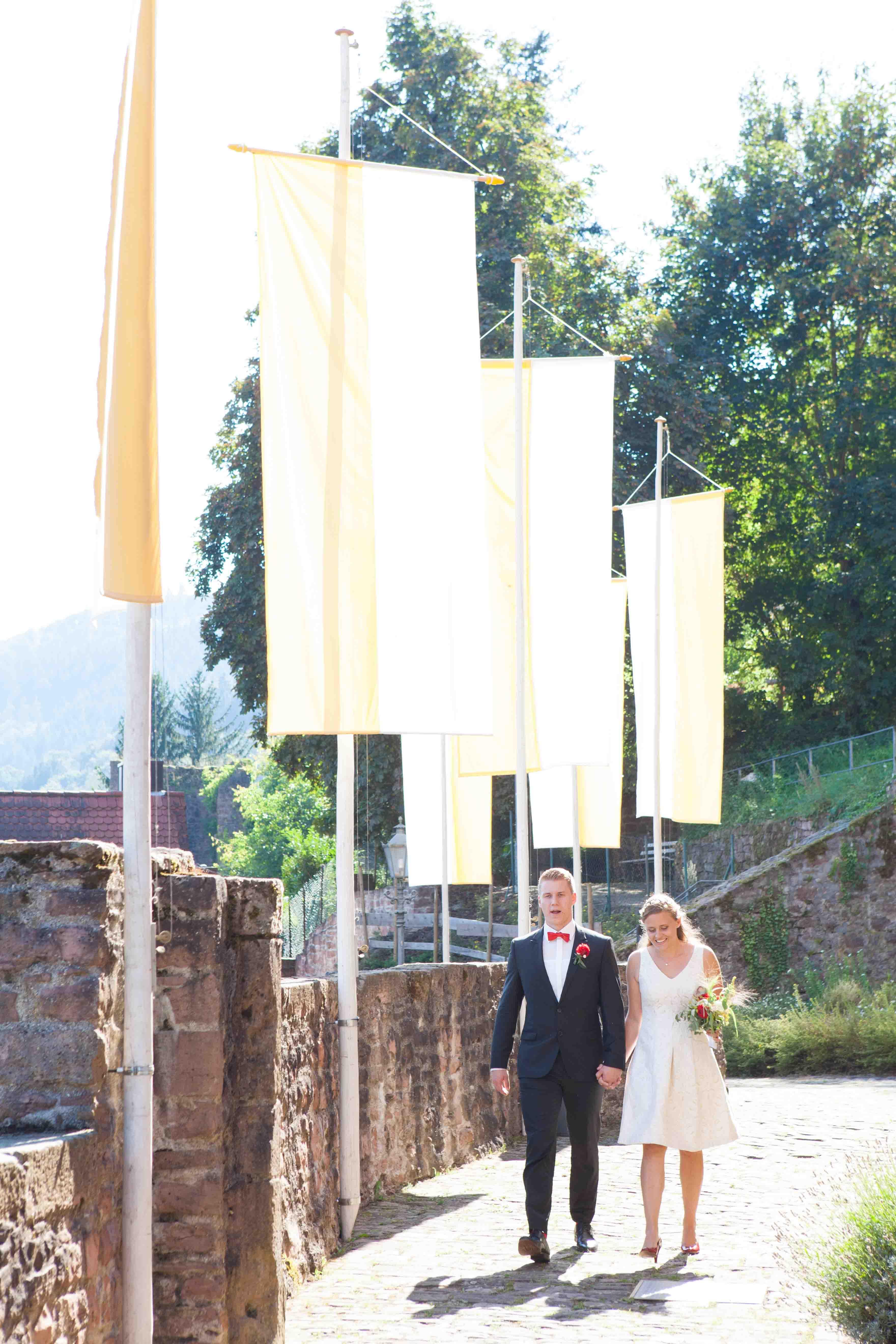 Hochzeit Hirschhorn