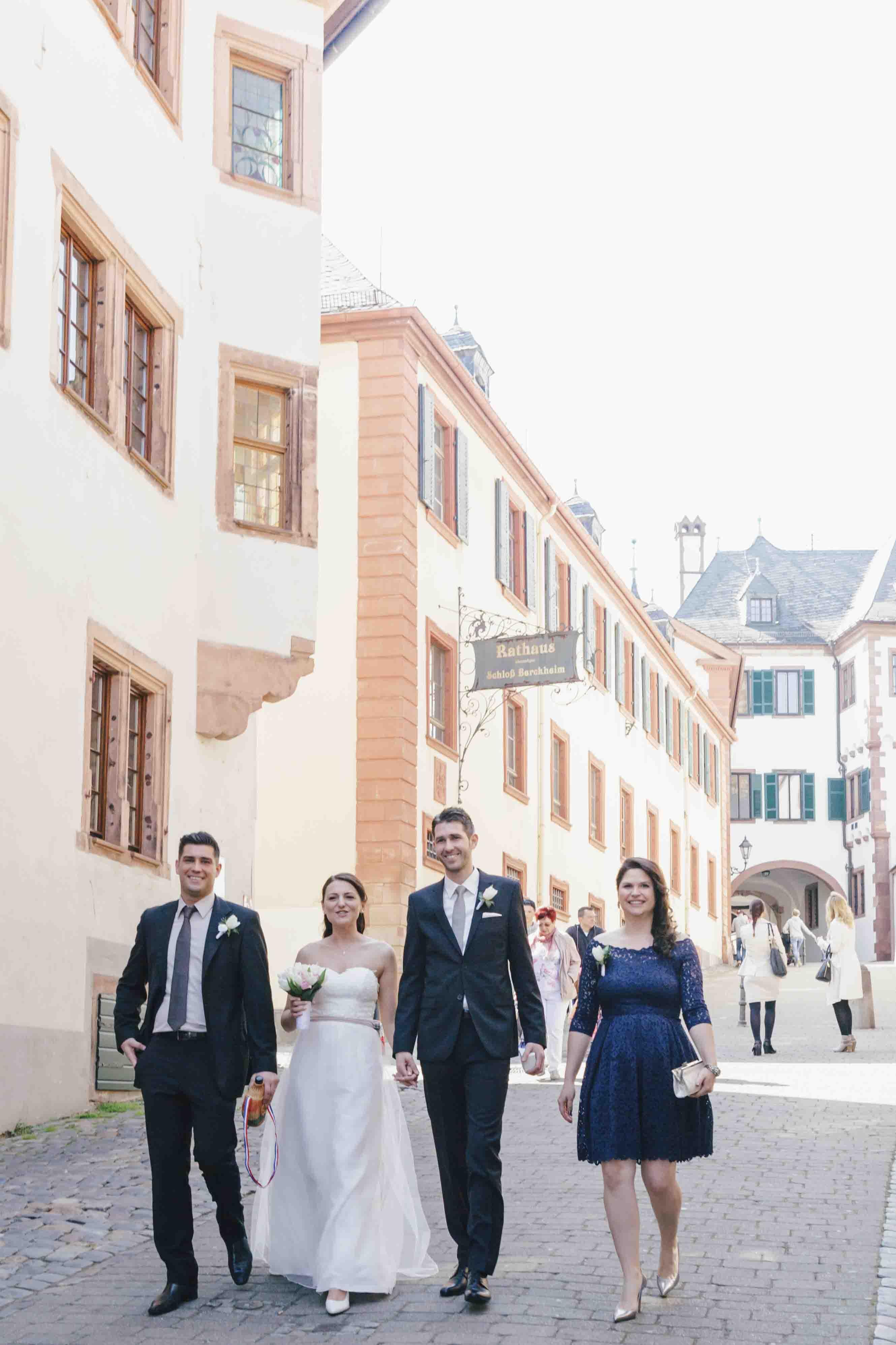 Hochzeit Weinheim
