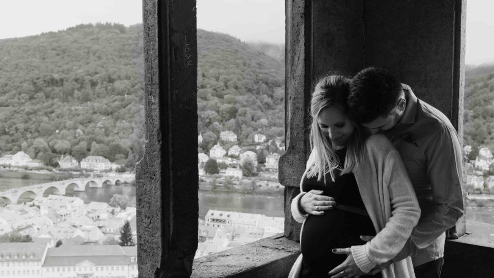 Heidelberg pregnancy shoot