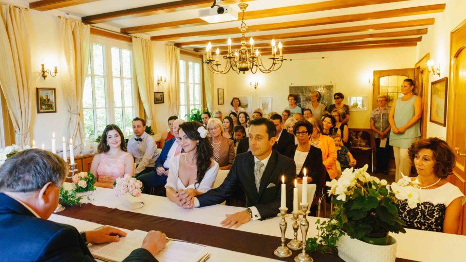 Dilsberg Hochzeit Kommandantenhaus
