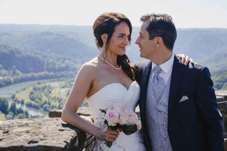 Burgfeste Dilsberg Hochzeit