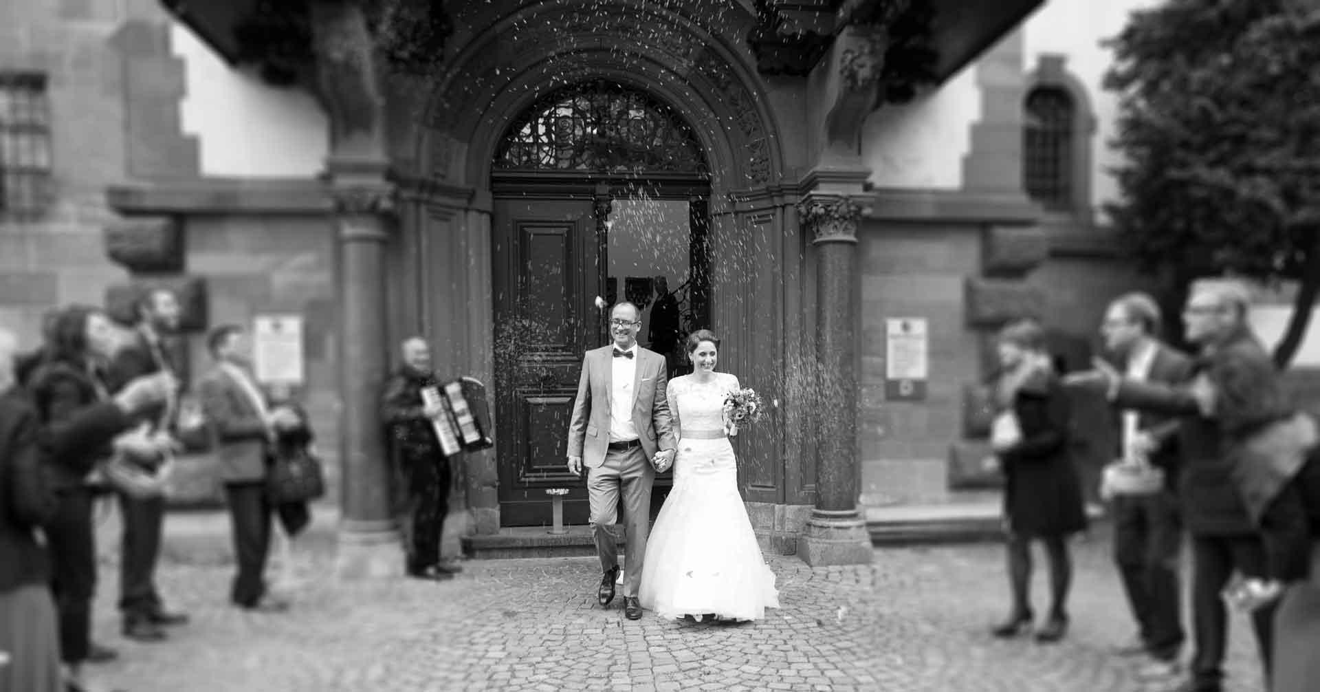 Trauung im Schloss Weinheim