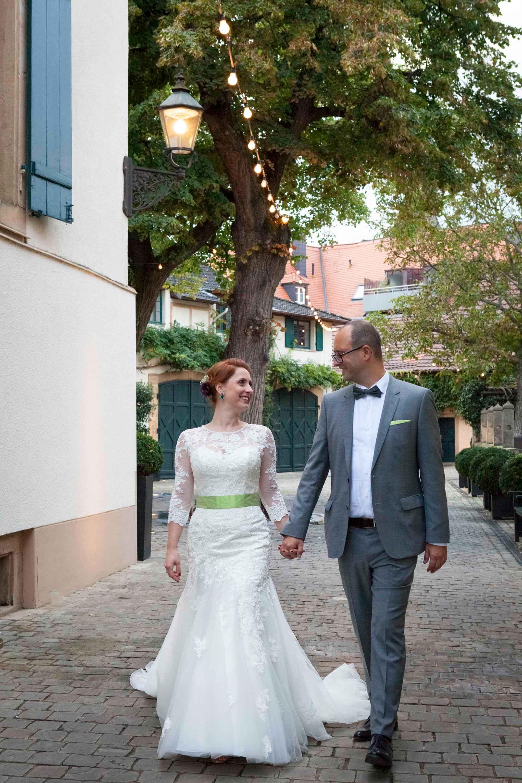 Hochzeit in Deidesheim in der Pfalz
