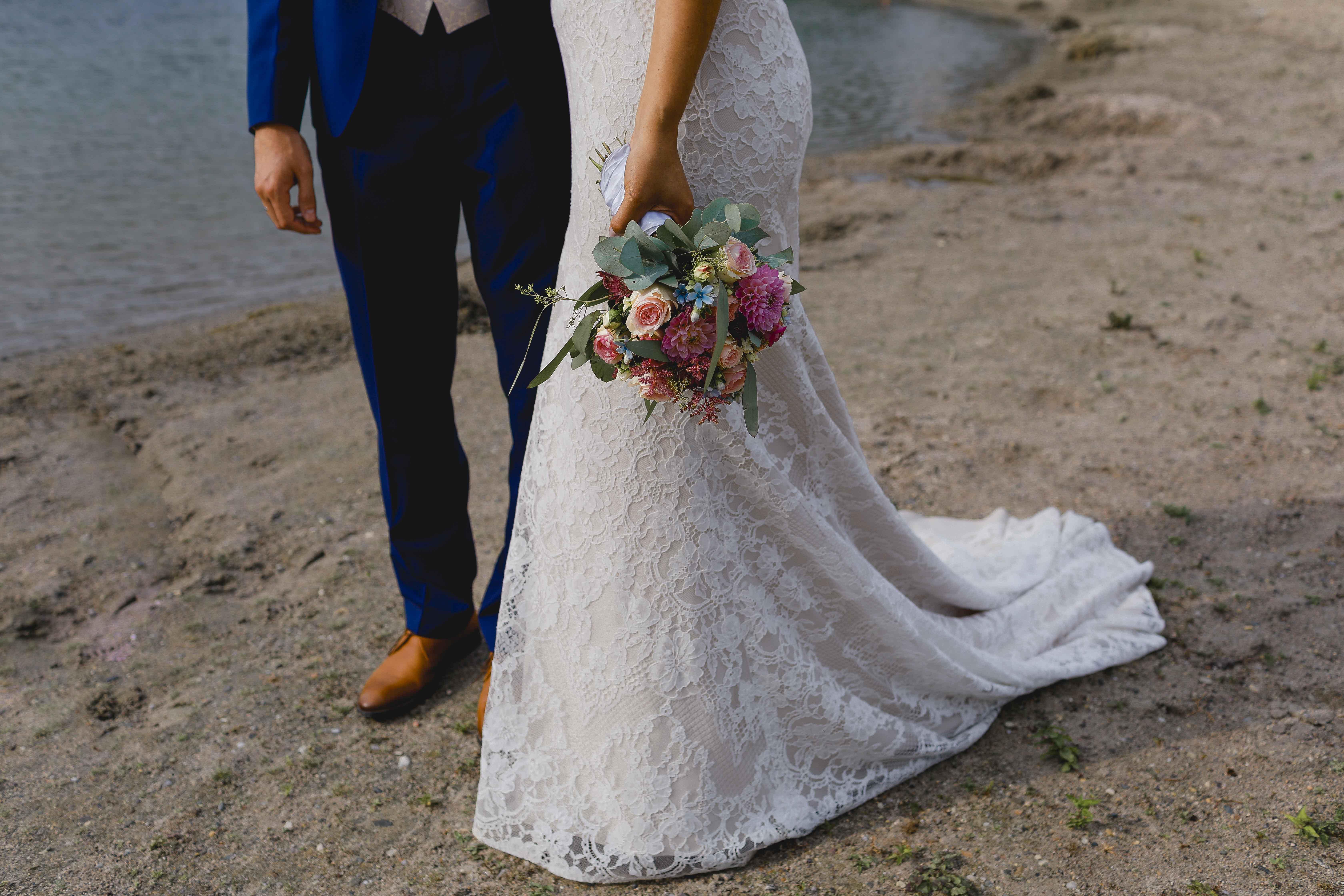 Hochzeit an der blauen Adria