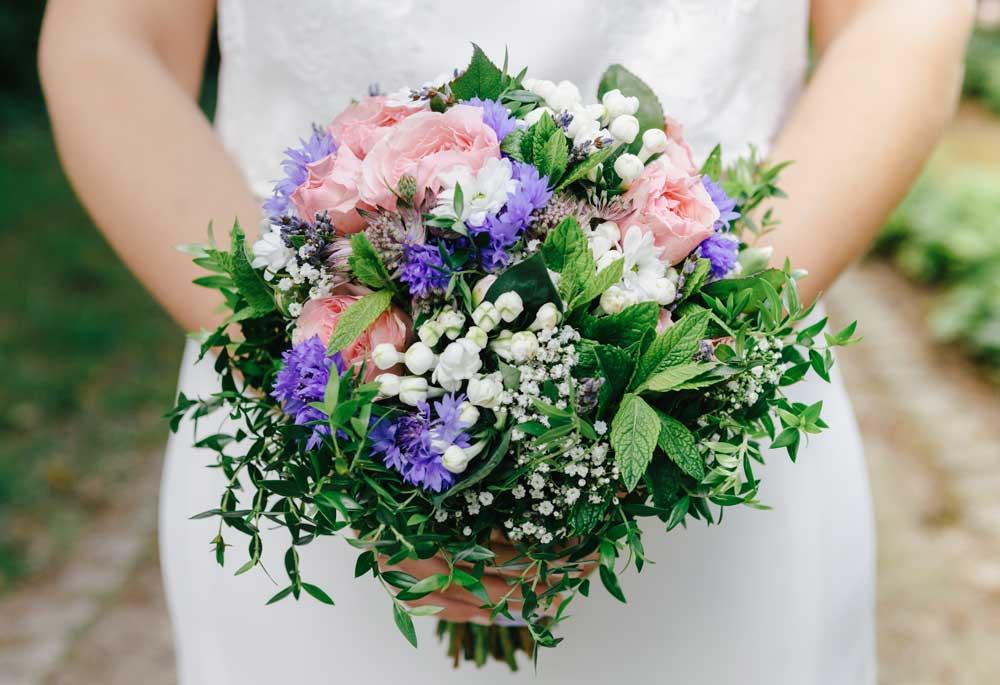 Empfehlgung von Hochzeitsfloristen im Rhein-Neckar-Kreis